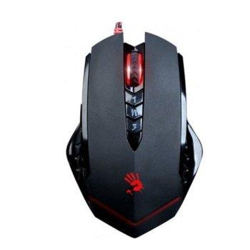 Мишка A4tech Bloody V5MA X'Glide, оптична (3200 cpi), черна image