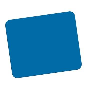 Подложка за мишка Fellowes Microban, син, 234 x 202 x 2 mm image