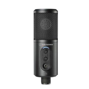 Микрофон Audio-Technica ATR2500x-USB, кондензаторен кардиоиден, 30–15,000 Hz, USB Type C конектор, черен image