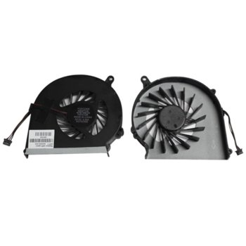 Вентилатор за лаптоп HP съвместим с Compaq CQ58 HP Pavilion G58 HP 650 655 image