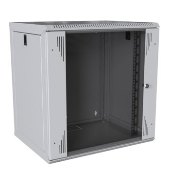 Комуникационен шкаф Mirsan MR.WTC12U45DE.02, 12U, 565 x 450 x 580, бял image