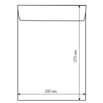 Плик със самозалепваща лента Airpoc D/14, размер 200x275mm, предпазва предметите от удар и наранявания, бял image