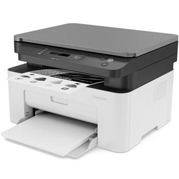 Мултифункционално лазерно устройство HP Laser MFP 135a, монохромен принтер/копир/скенер, 1200 x 1200 dpi, 20 стр./мин, USB, A4 image