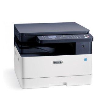 Мултифункционално лазерно устройство Xerox B1022, монохромен принтер/копир/скенер, 1200 x 1200 dpi, 22 стр/мин, USB 2.0, LAN10/100 Base-T, двустранен печат, A3 image