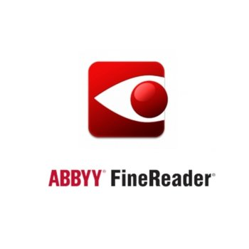 Софтуер ABBYY FineReader 15 Corporate, Volume License (Remote User), Perpetual, за 5-10 потребителя, Software Maintenance image