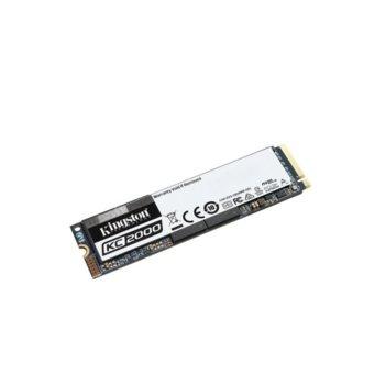 Kingston KC2000 256GB SKC2000M8/250G product