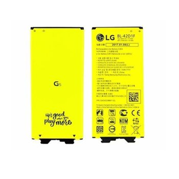 Батерия (оригинална) LG BL-42D1F за LG G5 H850, 2800mAh/3.85V image