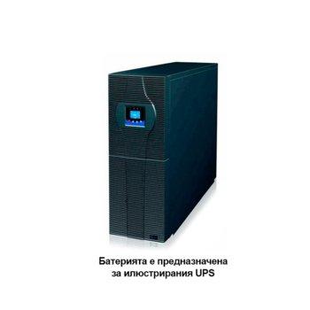 Батериен модул за UPS ZPNBP10K-409, съвместим с G-Tec ZP120N-10K-11-KS image