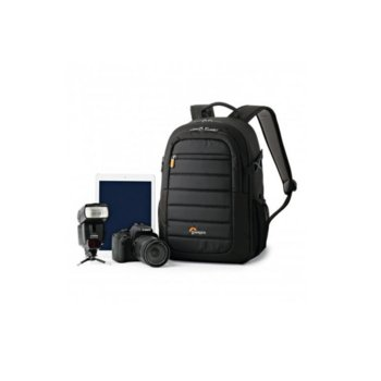 Чанта за фотоапарат Lowepro Tahoe BP 150 за SLR фотоапарати, полиестер, черна image