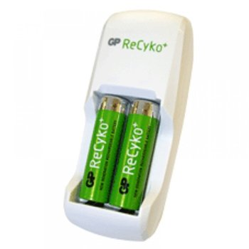 Зарядно устройствo GP Batteries AR02GSE210B 2EE2 за AA, AAA батерии image