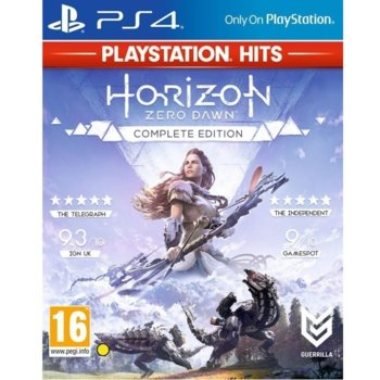 Игра за конзола Horizon: Zero Dawn - Complete Edition, за PS4 image