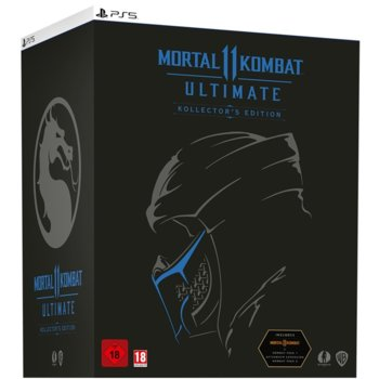 MORTAL KOMBAT 11 ULTIMATE KOLLECTORS EDITION PS5 product