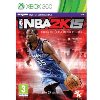 NBA 2K15 product