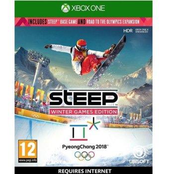 Игра за конзола Steep Winter Games Edition, за Xbox One image
