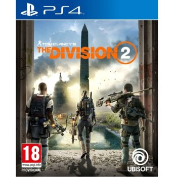 Игра за конзола Tom Clancy's The Division 2, за PS4 image