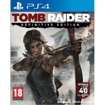 Игра за конзола Tomb Raider Definitive Edition, за PlayStation 4 image
