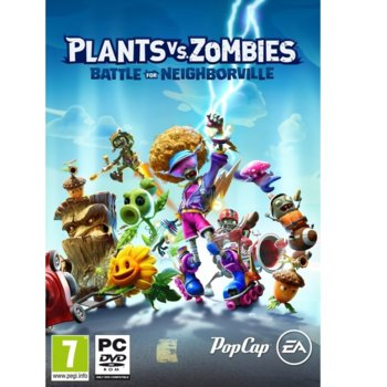 Игра Plants vs. Zombies: Battle for Neighborville, за PC image