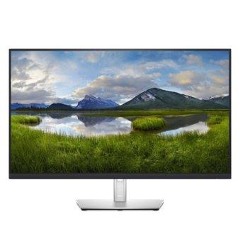 """Монитор Dell P3221D, 31.5"""" (80.01 cm) IPS панел, QHD, 5ms, 1 000:1, 350cd/m2, DisplayPort, HDMI, USB  image"""