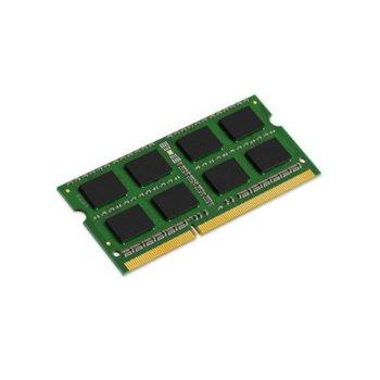 Памет 2GB DDR3L 1333MHz, SODIMM, Kingston KVR13LS9S6/2, 1.35V image