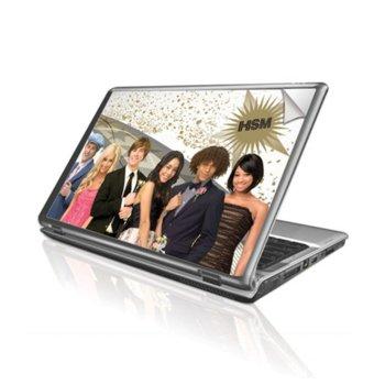 "Декорация /скин/ ""Disney High School Musical"" за лаптопи до 10"" (25.4 cм) image"