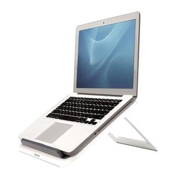 """Стойка за лаптоп Fellowes I-Spire, до 17"""", до 4.5кг., бяла image"""