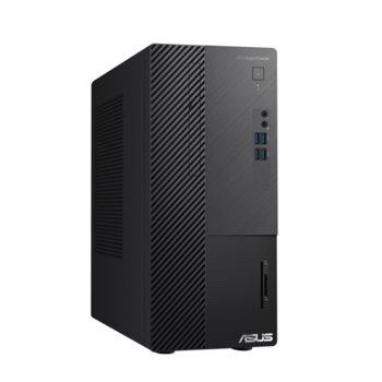 Настолен компютър Asus ExpertCenter D5 D500MAES-510400011R (90PF0241-M09840), шестядрен Comet Lake Intel Core i5-10400 2.9/4.3 GHz, 8GB DDR4, 256GB SSD, 4x USB 3.2, Windows 10 Pro  image