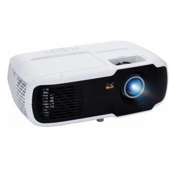 Проектор ViewSonic A502XP, DLP, XGA(1024x768), 22 000:1, 3500lm, HDMI, VGA, USB A, miniUSB Type B, RS232 image
