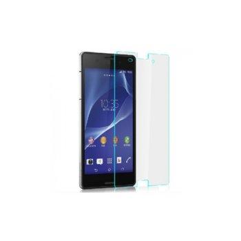 Протектор от закалено стъкло /Tempered Glass/ Sony за Sony Xperia Z3 Compact Mini D5803 D5833 image