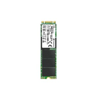 Памет SSD 512GB, Transcend TS512GMTS832S, NVMe, M.2 (2280), скорост на четене 560MB/s, скорост на запис500 MB/s  image