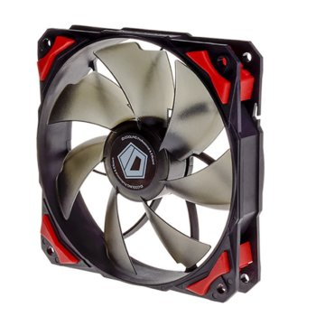Вентилатор 120mm ID Cooling NO-12025-SD, 4-pin, 1800rpm image