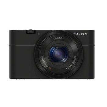 Sony RX100 + кожен калъф product