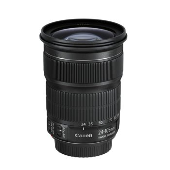 Обектив Canon EF 24-105mm f/3.5-5.6 IS STM, за Canon image