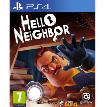Игра за конзола Hello Neighbor, за PS4 image