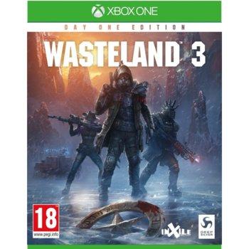 Игра за конзола Wasteland 3 - Day One Edition, за Xbox One image