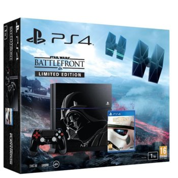 Sony PlayStation 4 1TB Battlefront LE product