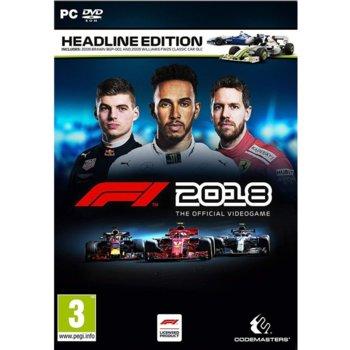 F1 2018 Headline Edition PC product