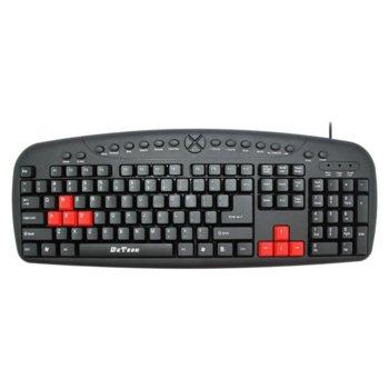 Клавиатура DeTech DE6088 product