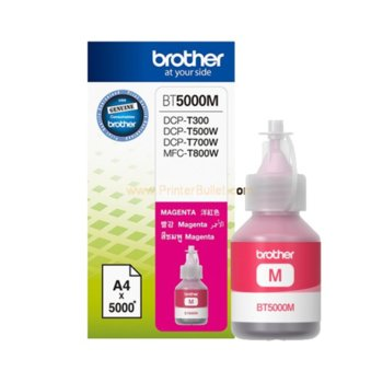 BROTHER Magenta BT5000M product