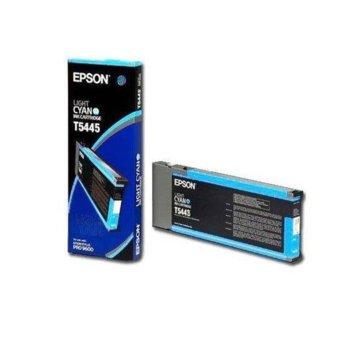 ГЛАВА ЗА EPSON STYLUS PRO 4000/7600/9600 - T5445 - Light Cyan - P№ C13T544500 image