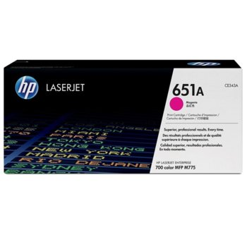 HP 651A (CE343A) Magenta product