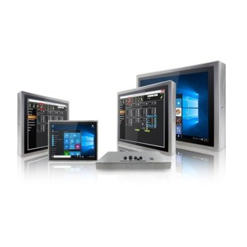 "Дисплей Winmate W07L100-GSO1, тъч дисплей, 7"" (17.78 cm), WSVGA, VGA image"