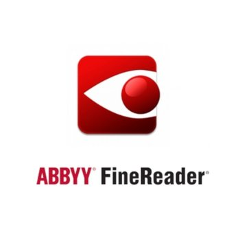 Софтуер ABBYY FineReader 15 Corporate, Volume License (per Seat), лиценз за 1 година, за 5-10 потребителя, Software Maintenance image