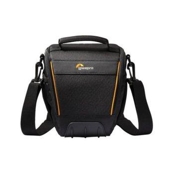 Чанта за фотоапарат Lowepro Adventura TLZ 30 II за безогледални фотоапарати, полиестер, черна image