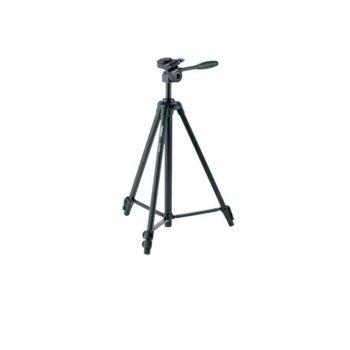 Трипод Velbon EX-330Q, мин/макс. височина 50-146 см, 2.3кг товароносимост, алуминиев, черен image