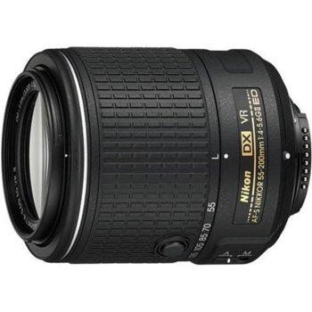 Обектив Nikon AF-S DX NIKKOR 55-200mm f/4-5.6G ED VR II за Nikon F (DX) image