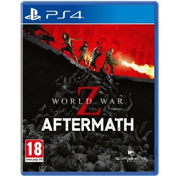 Игра за конзола World War Z: Aftermath, за PS4 image