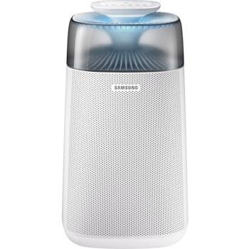 Пречиствател на въздух Samsung AX40R3030WM/EU, дисплей, 4-цветен индикатор, за помещения до 40кв.м., бял image