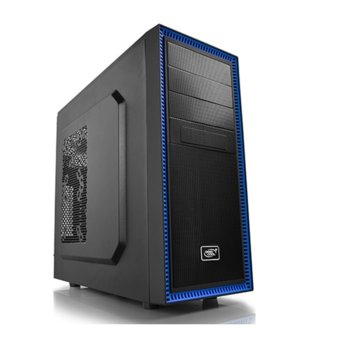 "Настолен компютър PC ""For the Aliance"", осемядрен AMD Ryzen 7 2700 3.2/4.1 GHz, Nvidia GeForce GTX 1660 6GB, 16GB DDR4, 1TB HDD & 240GB SSD, 5x USB 3.0, Free DOS image"