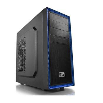 "Настолен компютър PC ""For the Aliance"", осемядрен AMD Ryzen 7 2700 3.2/4.1 GHz, Nvidia GeForce GTX 1660 6GB, 16GB DDR4, 1TB HDD & 480GB SSD, USB 3.1, Free DOS image"