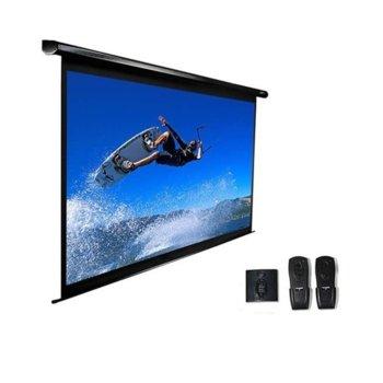 "Екран Elite Screen Electric8 4XH Spectrum, стенен монтаж, White, 185.9 x 104.6 cm, 84"" (213.36 cm), 16:9 image"